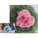 wholesale Cleaning: Scent roses in the  heart 18 pieces 16x16 cm