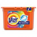 Capsule di lavaggio Vizir 15 pezzi in un secchio -