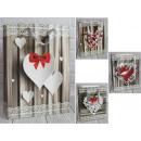 nagyker Egyéb: Ajándékcsomagban táblák-szívek 42x31x12 cm - 1 old