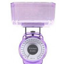 wholesale Houshold & Kitchen: Kitchen scale violet - 1 kg