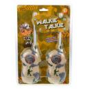 Military walkie-talkie set 29x20 cm