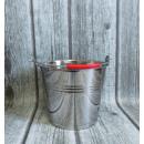 groothandel Reinigingsproducten: Metalen emmer 25x21 cm 6l