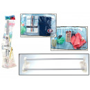 wholesale Bath Furniture & Accessories: Hanger for 2 40 cm self-adhesive towels