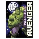 mayorista Clasificadores y carpetas: Contribución al aglutinante a6 Avengers **