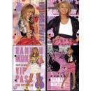 mayorista Clasificadores y carpetas: Insertar para una carpeta Hannah Montana