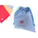 Großhandel Fashion & Accessoires: Bag Non-Woven Slipper-Nr: 819 351 32x26 cm