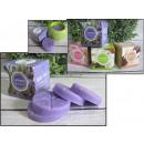 groothandel Open haarden: Wax geur voor  haarden 4,5x4,5 cm - Reeks 4