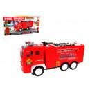 Camion de pompiers avec batteries de camions de po