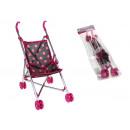 wholesale Toys: Folding stroller doll metal 41x40x