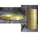 szatén 32 lt sárga - sárga 6mm x