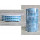 Szalag, szalag kék ala jelölőnégyzet, szélesség 3
