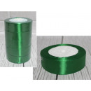 groothandel Stationery & Gifts: Lint, groen lint, 23 m lang, 2,5 cm breed -