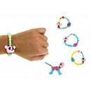 Großhandel Armbänder: Spielzeugarmband - Haustier 6 cm 2in1 - 1 Stück