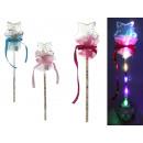 LED-es játék ragyogó csillag 40 cm - 1 darab