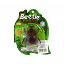 Juguete escarabajo atornillado en una ampolla de 1