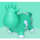Maglione in gomma mucca 45x22x40 cm - verde