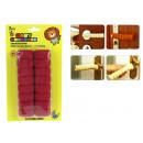 Door handle foam protection set 2 piece