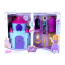 wholesale Toys: Castle for dolls with furniture