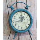 Ant clock alarm clock metal antique on legs giga 4