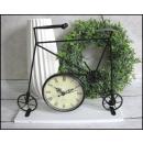 wholesale Bicycles & Accessories:Metal clock retro bike