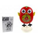 grossiste Materiel d'enfants et de puericulture: Horloge, poulet enfants réveil 25 cm