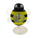 Großhandel Kinder- und Babyausstattung: Uhr, Wecker für Kinder 20 cm Biene
