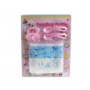 Ensemble d'accessoires bébé sur blister 23x18