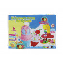 Set torta polacca 35x25 cm Ice Madness
