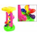 wholesale Outdoor Toys: Sand grinder set +  accessories (35x19 cm)