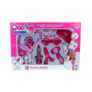 Doctor nurse pink 42x30x4.5 cm set