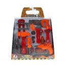 Un set di strumenti giocattolo 15 pezzi dalla scat