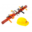 Set di strumenti sulla cintura + casco 72 cm