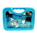 wholesale Toolboxes & Sets: Tool set in plastic suitcase