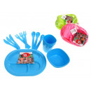 wholesale Barbecue & Accessories: Party set, grill  18 item for 3 persons