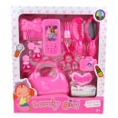 wholesale Toys: A beauty set with a phone and a purse in a carton