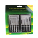 wholesale Manual Tools: Set of precision screwdrivers a set of 11 pieces