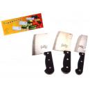 Großhandel Küchenutensilien: Eine Reihe von Küchenhacken 29 cm Satz von 3 Stück