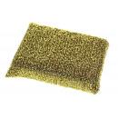 groothandel Reinigingsproducten: Metalen teflon keukenspons goud 11.5