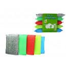 Großhandel Reinigung: Spülen, Schwämme für Teflon 12x9 cm - ein Satz von