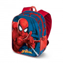 3D PQ CRAWLE BACKPACK Spiderman
