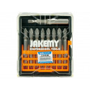 wholesale Toolboxes & Sets: Jakemy TOOLS JM-TP031 9-tgl. Cross bit set