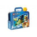 wholesale Houseware: LEGO Chima Lunch Set (2 Pieces)