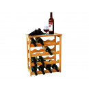 wholesale Food & Beverage: MK Bamboo GENEVE - Wine stand for 24 bottles