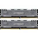 Module mémoire Crucial 16 Go DDR4 2400 MHz BLS2C8G