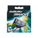 wholesale Shaving & Hair Removal: Gillette Mach3 8er blades