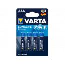 Batterie Varta Longlife Power LR03 Micro AAA (4 St