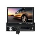 AEG car radio DVD 7 inch LCD touch screen Bluetoot