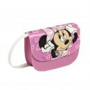 hurtownia Produkty licencyjne: Minnie - pasek na ramię torebki, różowy