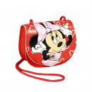 Minnie - bandoulière de sac à main, rouge