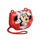 Minnie - Handtaschen-Schultergurt, rot